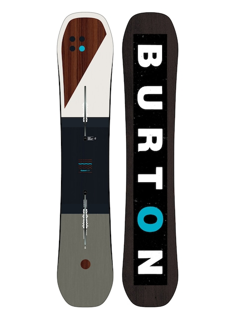 Burton Snowboard Custom Flying V (multi/blue)