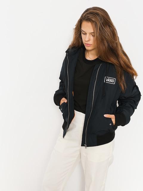 Vans Jacket Boom Boom Hood Wmn (black)