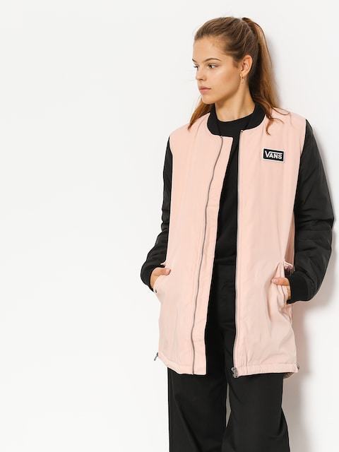 Vans Jacket Boom Boom Long Wmn (rose cloud)
