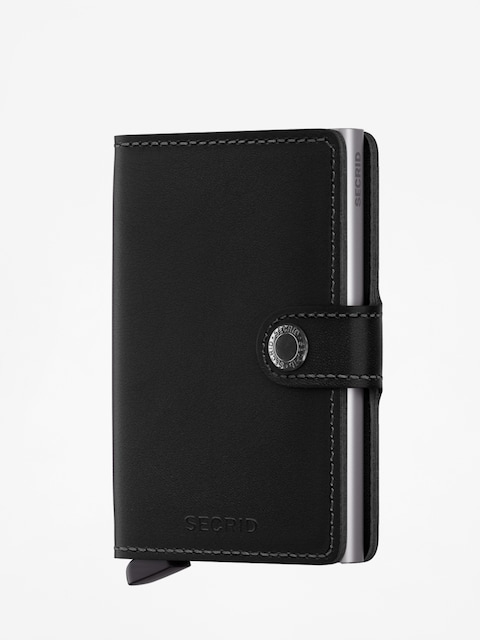 Secrid Wallet Miniwallet (black)