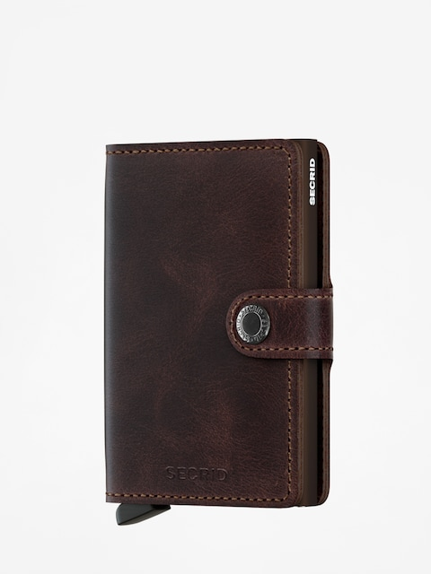 Secrid Wallet Miniwallet (vintage chocolate)