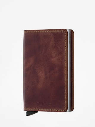 Secrid Wallet Slimwallet (vintage brown)