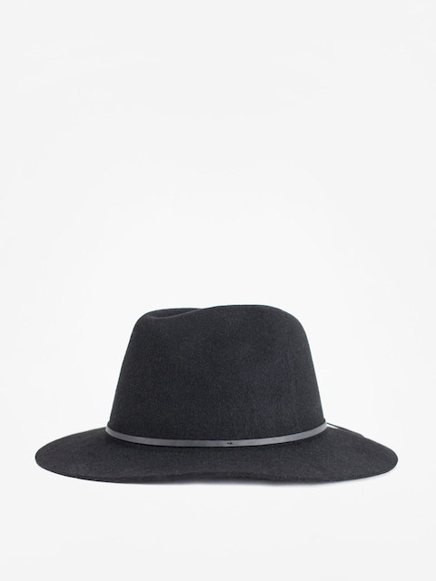 Brixton Hat Wesley Fedora (black)