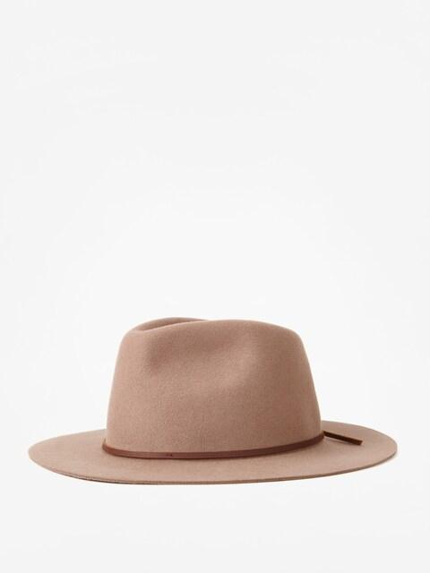 Brixton Hat Wesley Fedora (sand)