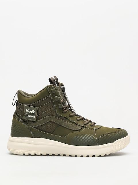 Vans Shoes Ultrarange Hi Dx Zpr Mte (grapeleaf/marshmallow)