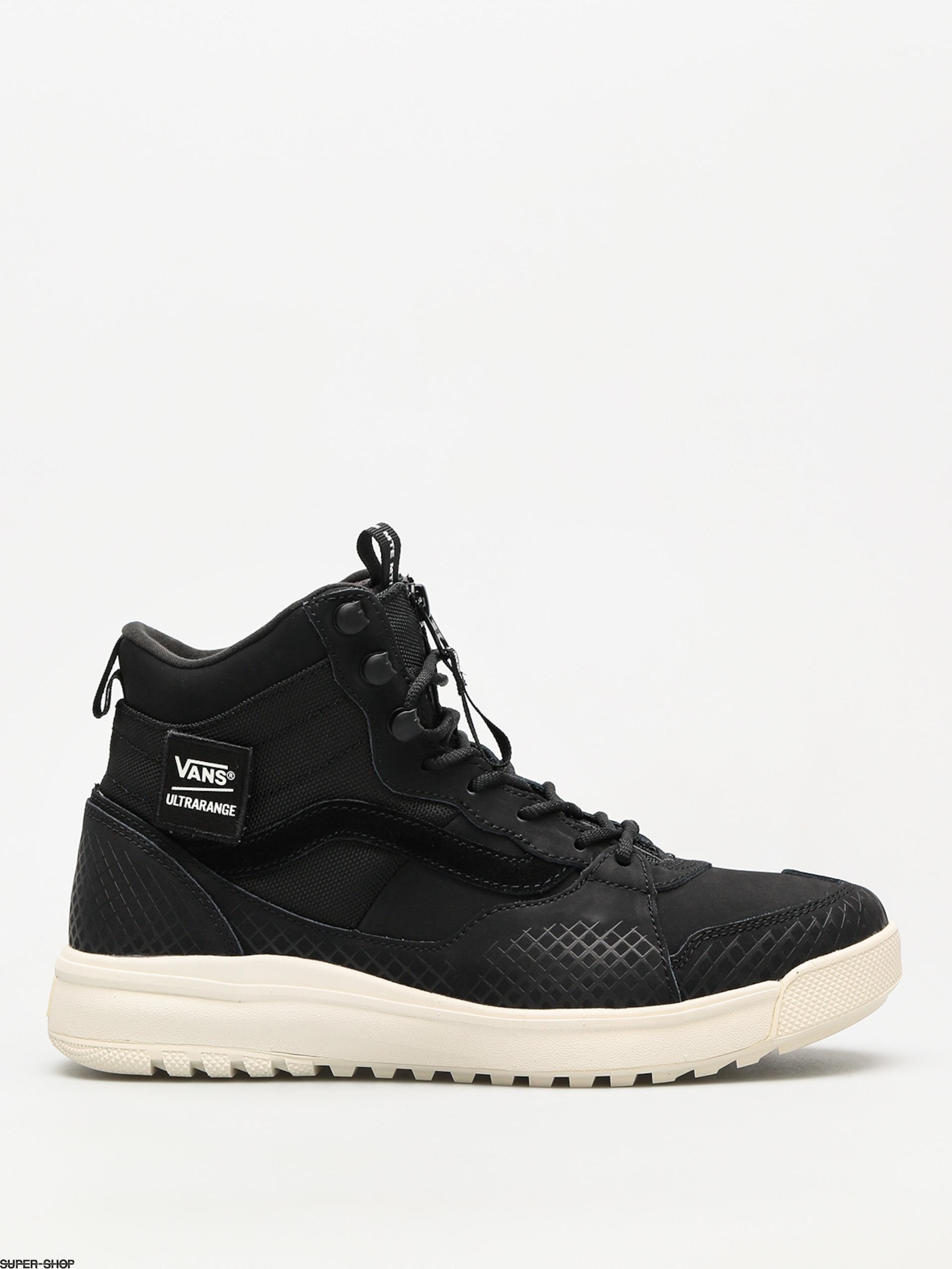 52d4c9bae0c Vans Shoes Ultrarange Hi Dx Zpr Mte (black marshmallow)