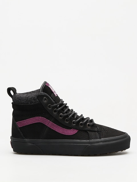 Vans Shoes Sk8 Hi 46 Mte Dx (black/purple blake paul)