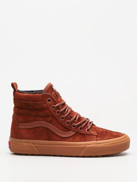 Vans Schuhe Sk8 Hi Mte (sequoia/gum)