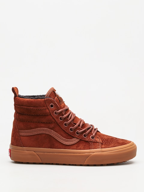 Vans Shoes Sk8 Hi Mte (sequoia/gum)