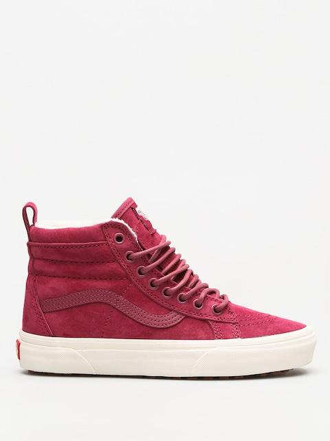Vans Schuhe Sk8 Hi Mte (dry rose/marshmallow)