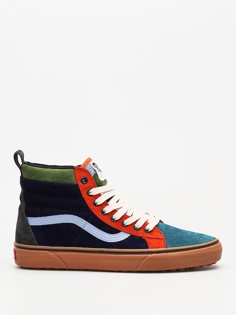 Vans Shoes Sk8 Hi Mte (medieval blue/lavender lustre)