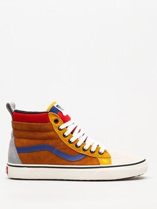 Vans Shoes Sk8 Hi Mte (sudan brown/mazarine blue)