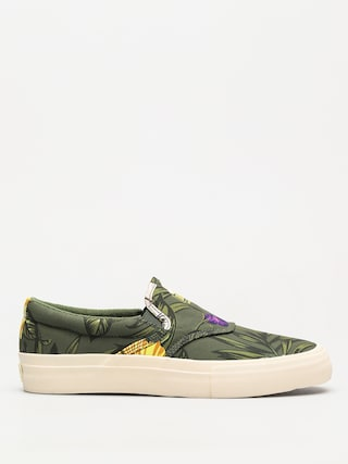 2640f5dd0f Vans Shoes Gilbert Crockett (ivy green black)