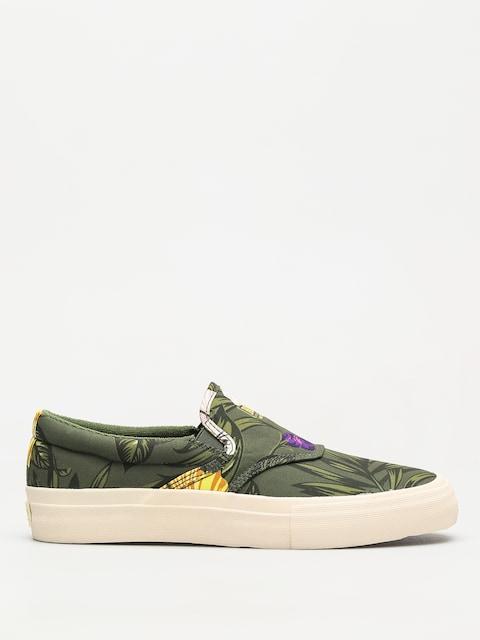 Diamond Supply Co. Schuhe Boo J Aloha Floral (olive)
