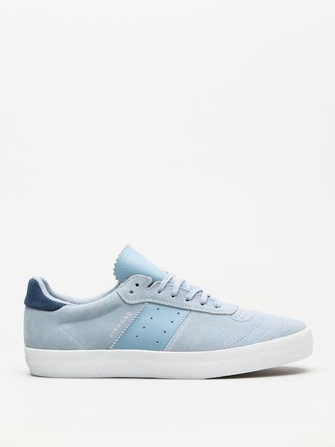 Diamond Supply Co. Shoes Barca Suede (powder blue)
