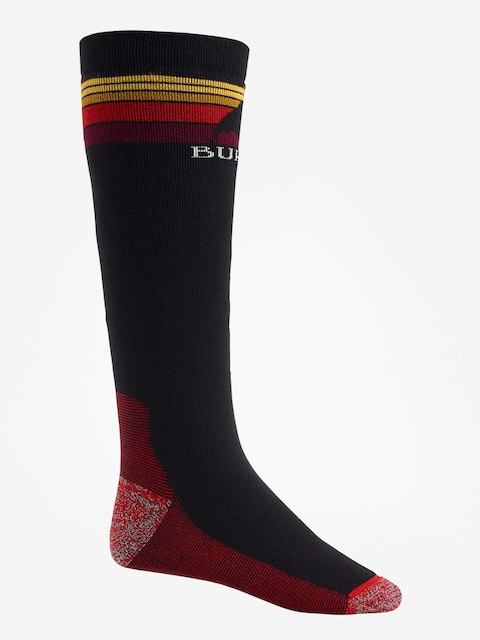 Burton Socks Emblem Midweight (true black)