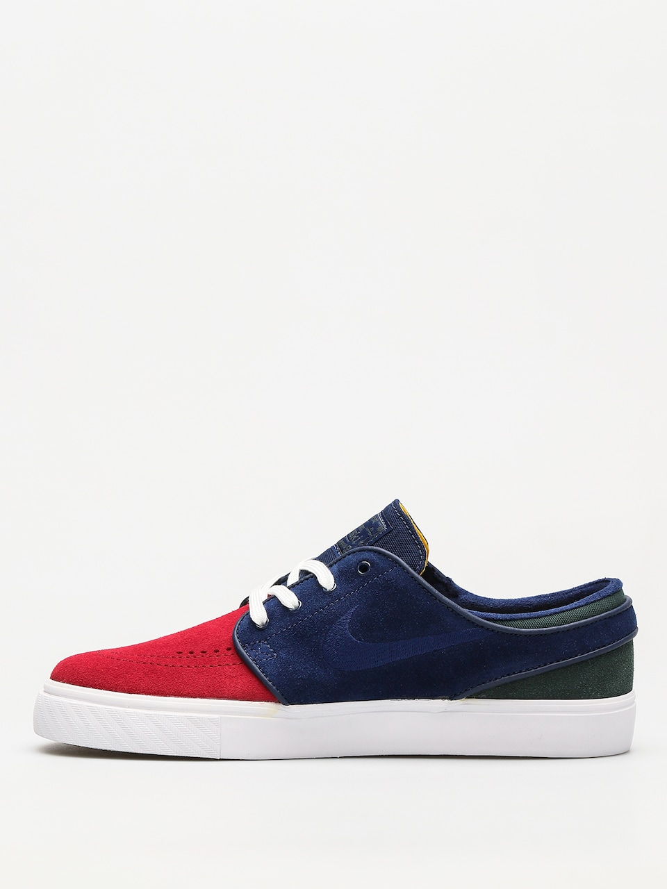 Isla Stewart Sótano novela  Nike SB Shoes Zoom Stefan Janoski (red crush/blue void white midnight green)