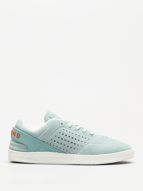 Diamond Supply Co. Shoes Graphite (aqua)