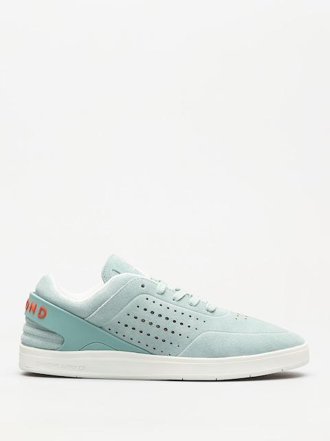 Diamond Supply Co. Shoes Graphite (aqua)