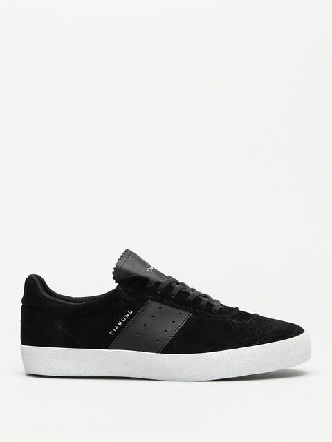 Diamond Supply Co. Schuhe Barca Suede (black/black)