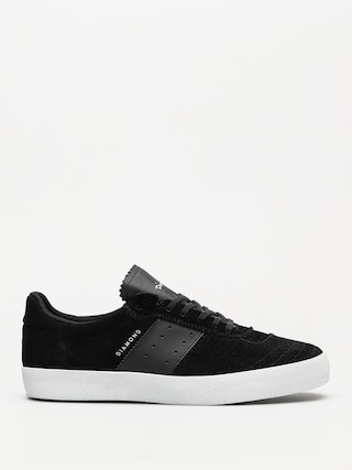 Diamond Supply Co. Shoes Barca Suede (black/black)