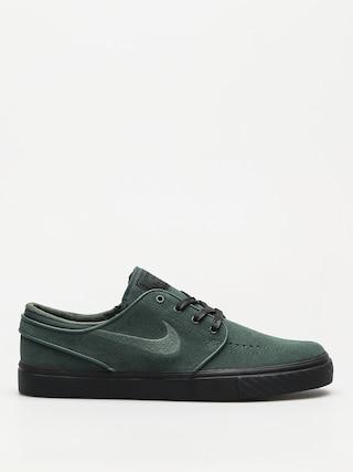 Nike SB Schuhe Zoom Stefan Janoski (midnight green/midnight green black)