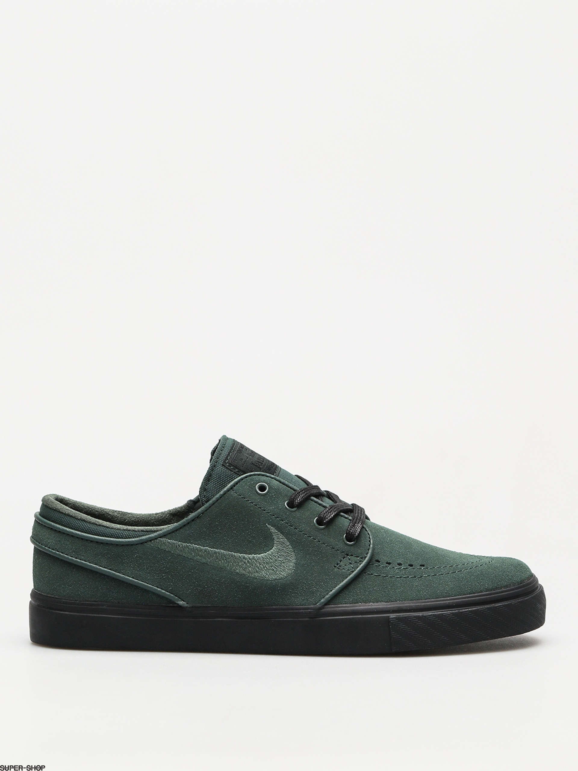 proposición Para editar Mojado  Nike SB Shoes Zoom Stefan Janoski (midnight green/midnight green black)