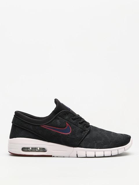 Nike SB Schuhe Sb Stefan Janoski Max (black/blue void)