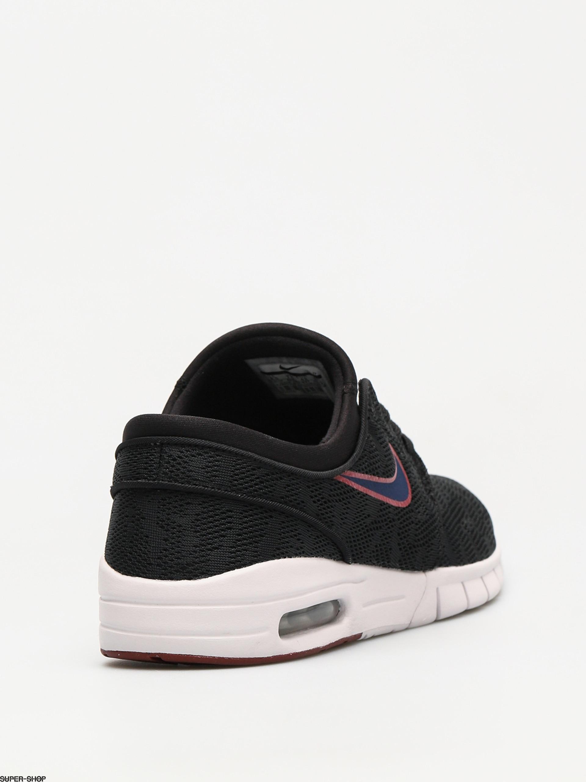 outlet store e7e47 ecab6 Nike SB Shoes Sb Stefan Janoski Max (black blue void)