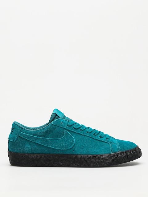 Nike SB Schuhe Sb Zoom Blazer Low (geode teal/geode teal black)