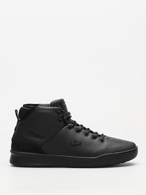 Lacoste Schuhe Explorateur Classic 318 3 (black/black)