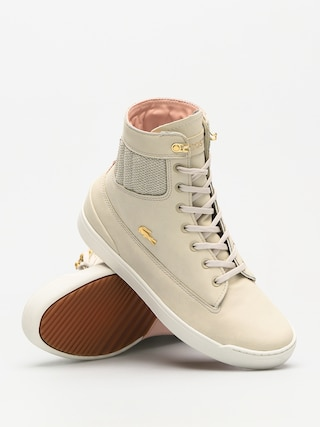 Lacoste Shoes Explorateur Hi 318 1 Wmn (natural/off white)