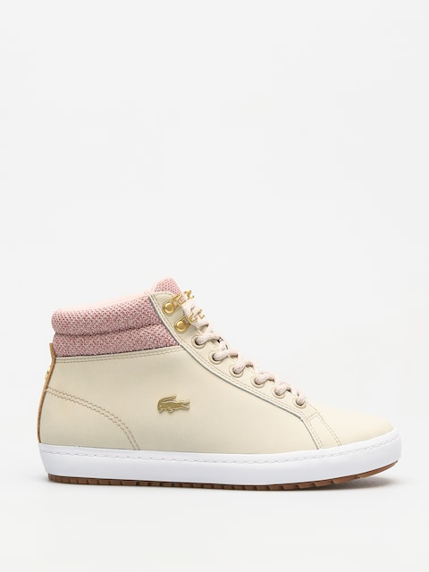 Lacoste Schuhe Straightset Insulatec 3182 Wmn (natural/white)