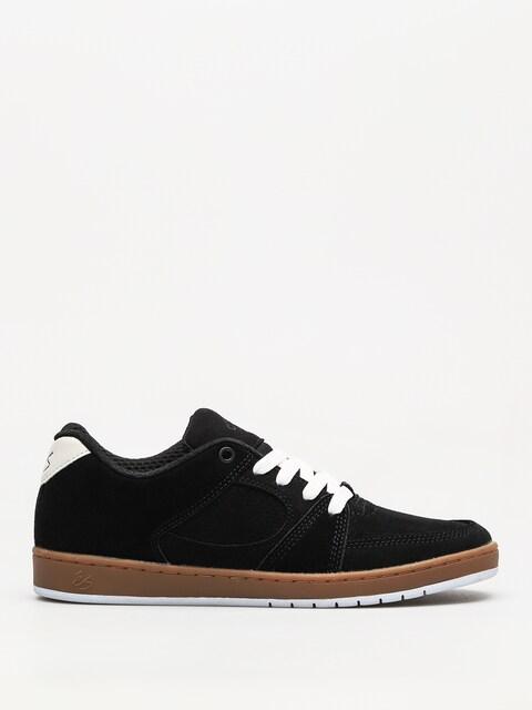 Es Schuhe Accel Slim (black/gum/white)
