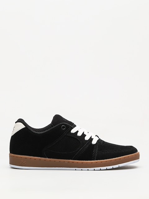Es Shoes Accel Slim (black/gum/white)