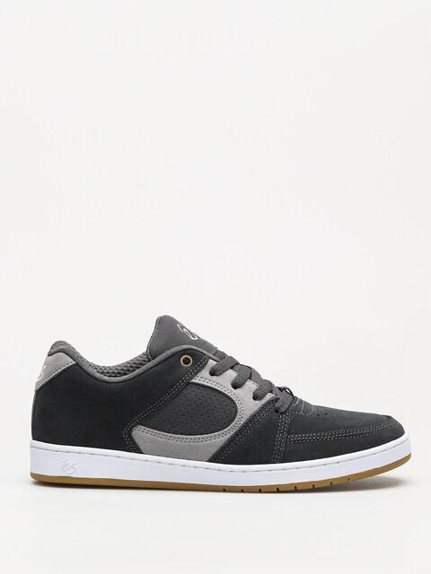 Es Schuhe Accel Slim (dark grey/grey)