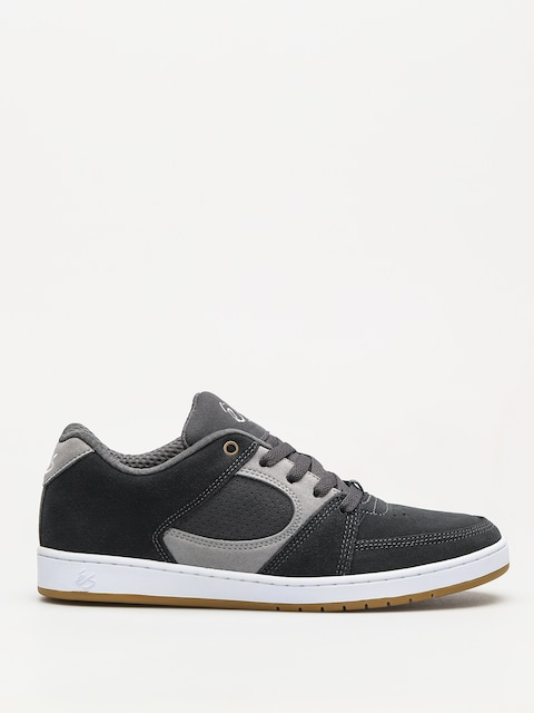 Es Shoes Accel Slim (dark grey/grey)
