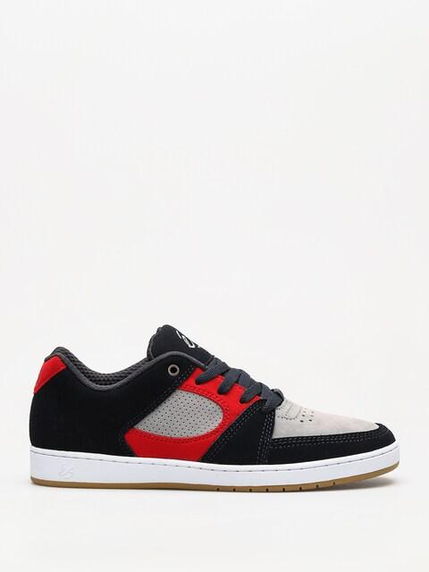 Es Shoes Accel Slim (navy/grey/red)
