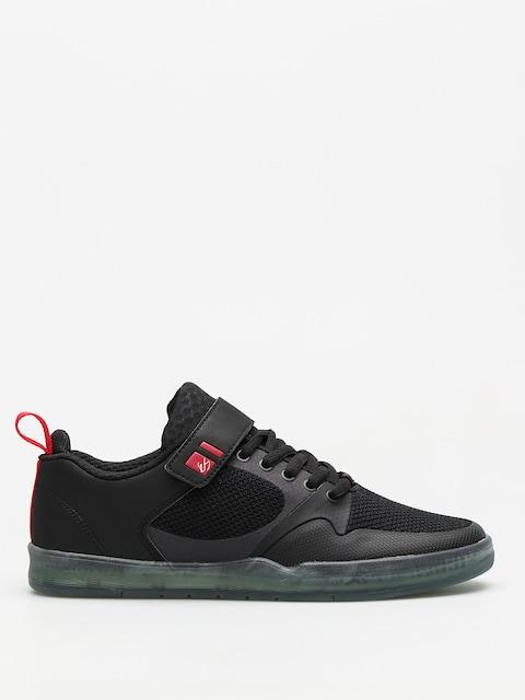 Es Schuhe Accel Plus Ever Stitch (black/blue)