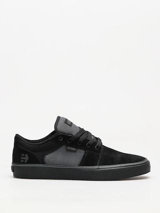Etnies Shoes Barge Ls (black/grey/black)