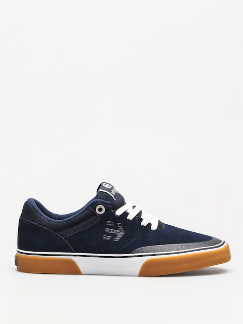 Etnies Schuhe Marana Vulc (navy/gum/white)
