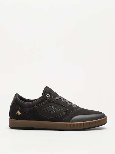 Emerica Shoes Dissent (grey/gum)