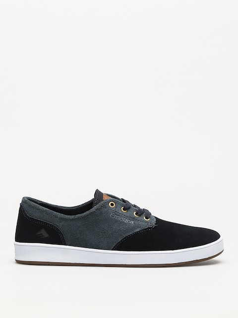 Emerica Shoes The Romero Laced (navy/blue/gold)