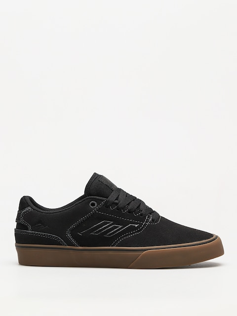 Emerica Shoes The Reynolds Low Vulc (dark grey/black/gum)
