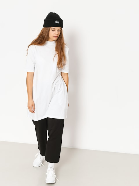 The Hive Dress White Pocket Dress Wmn (white)
