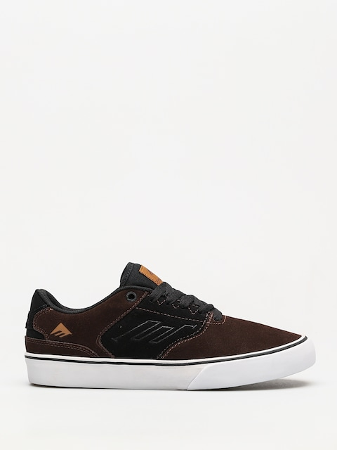Emerica Shoes The Reynolds Low Vulc (brown/black)