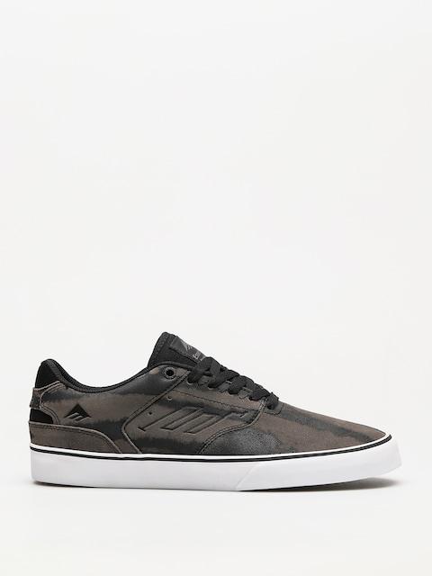 Emerica Schuhe The Reynolds Low Vulc (grey/grey/black)
