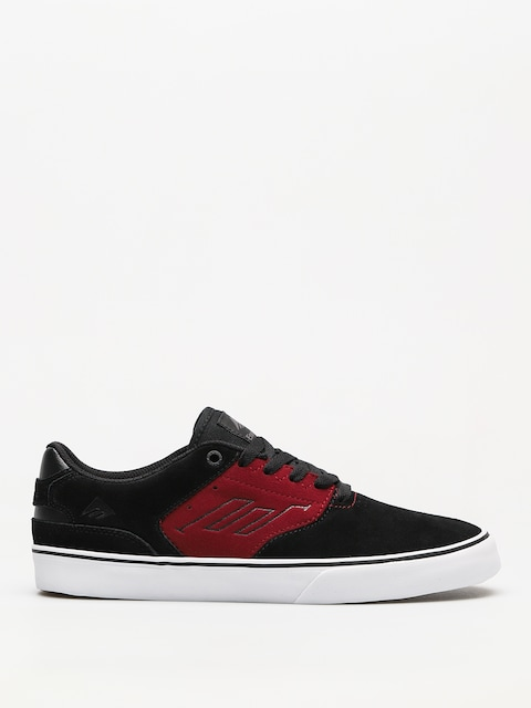 Emerica Shoes The Reynolds Low Vulc (blackberry)