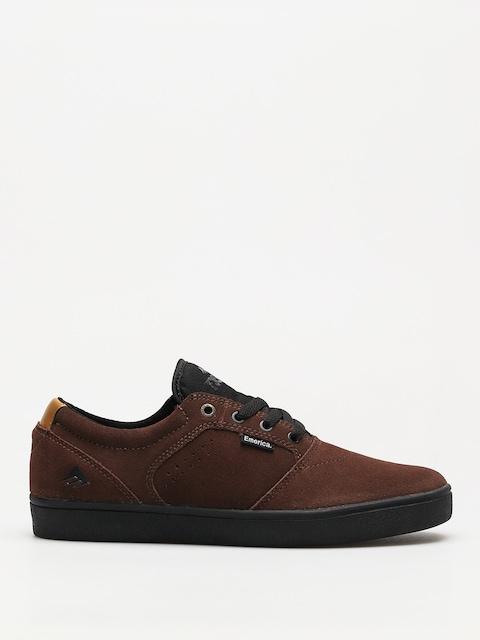Emerica Schuhe Figgy Dose (brown/black)