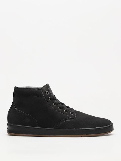 Emerica Schuhe Romero Laced High (dark grey/black/gum)